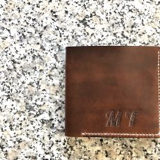 veľká kožená peňaženka